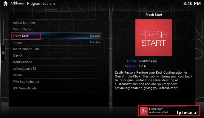 kodi-fresh-start-install-addon-enabled