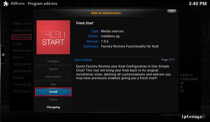 kodi-fresh-start-install