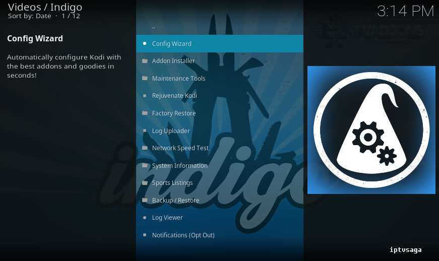 kodi-indigo-addon-installed