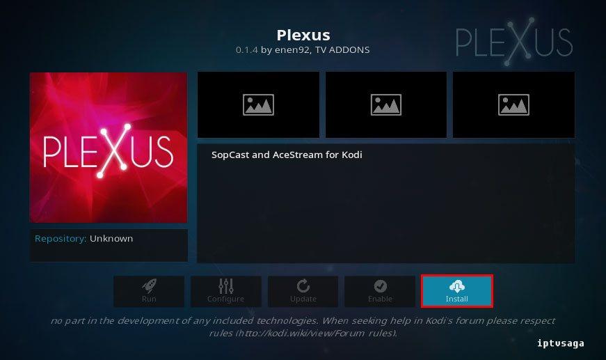 kodi-install-plexus-addon