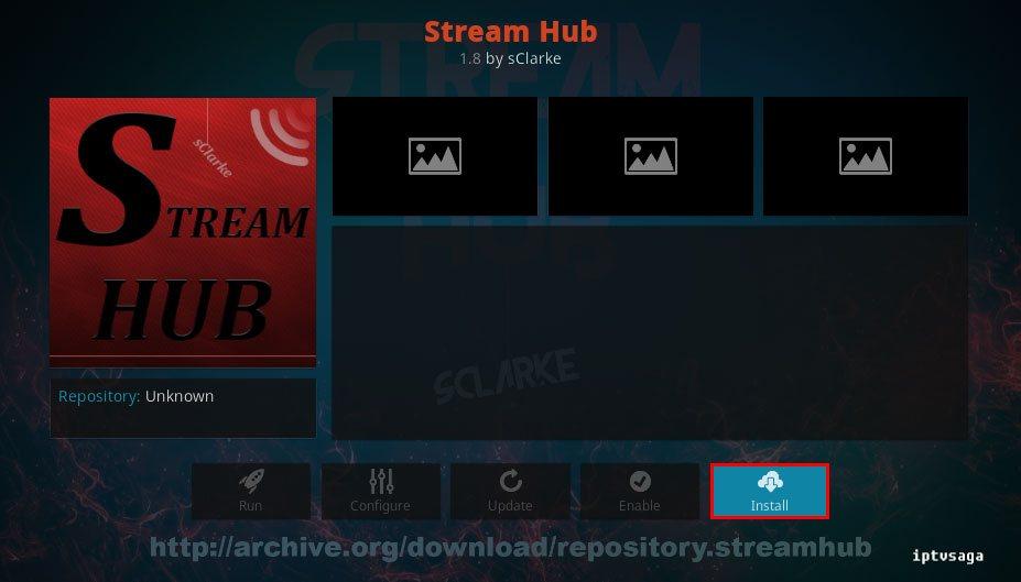 stream-hub-addon-install