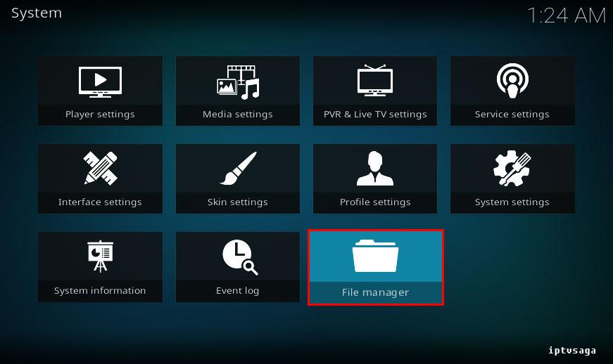 kodi-system-file-manager-echo-repo