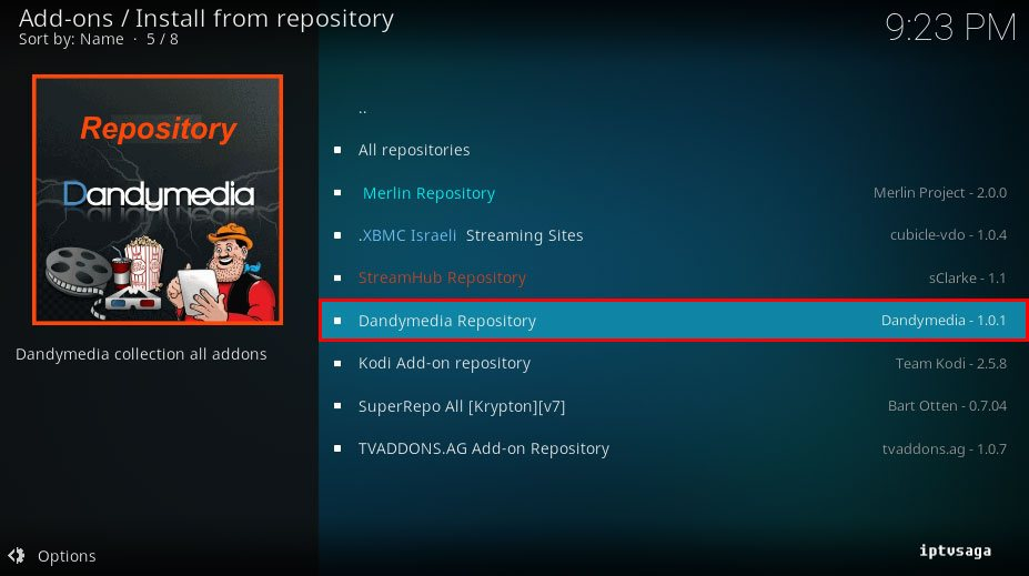 dandymedia-repository-installed
