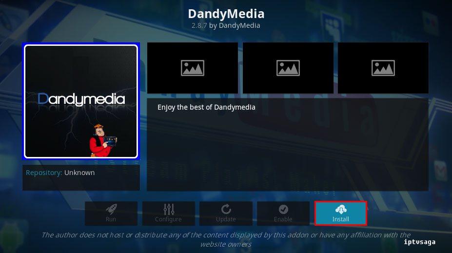 install-dandymedia-addon