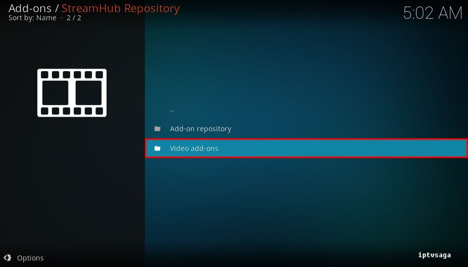 streamhub-repository-video-add-ons